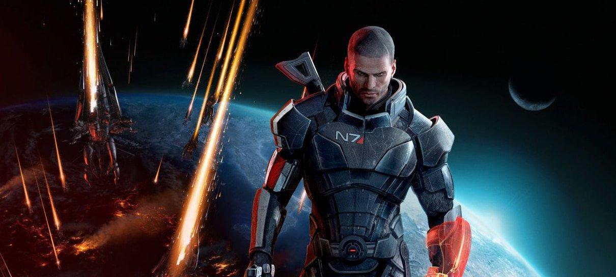 Novo Mass Effect está em fase inicial de desenvolvimento, diz site