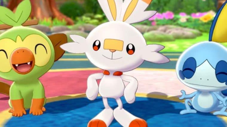 Pokémon Sword & Shield têm um novo tipo de Shiny ainda mais raro