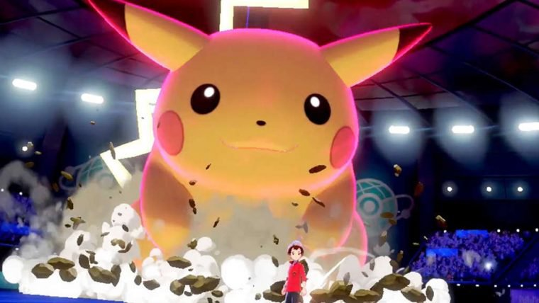 Pokémon Sword & Shield são os jogos do Switch que venderam mais rápido no mundo