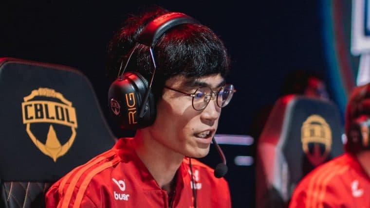 Shrimp é eleito o melhor jogador do Prêmio CBLoL 2019; confira os vencedores