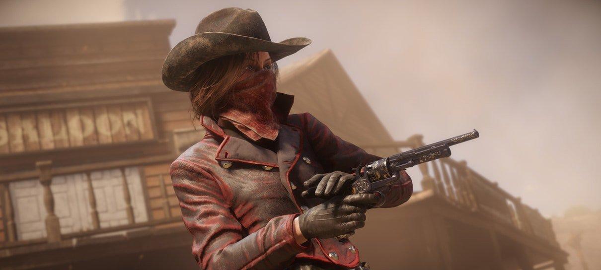 Rockstar oferece recompensas para quem reportar vulnerabilidades em Red Dead Online