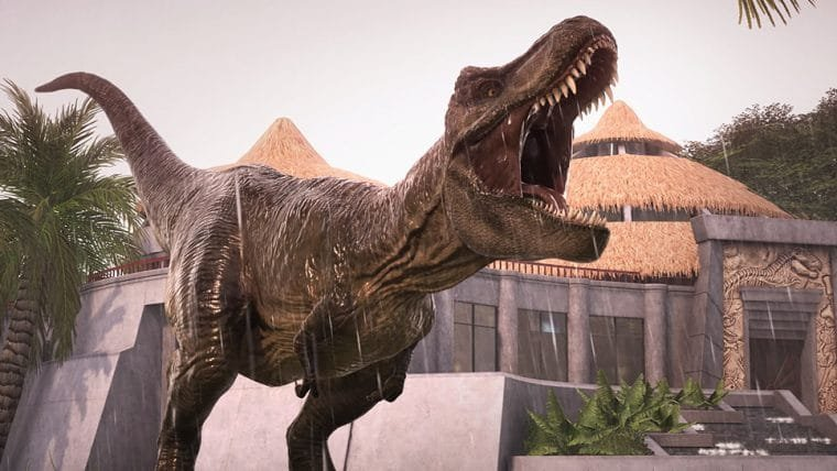 Jurassic World Evolution anuncia expansão Return to Jurassic Park; assista