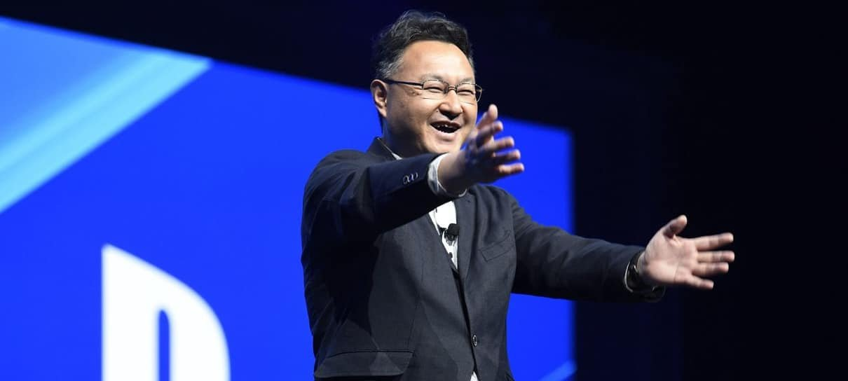Shuhei Yoshida deixa presidência da Sony Worldwide Studios