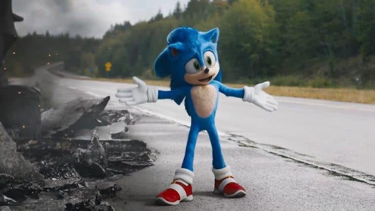Sonic: O Filme | Trailer internacional mostra mais cenas inéditas do longa