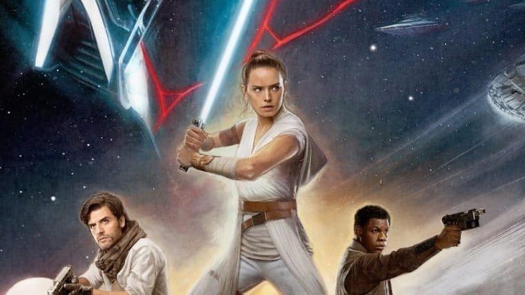 Star Wars: A Ascensão Skywalker homenageia trilogia clássica em novos cartazes
