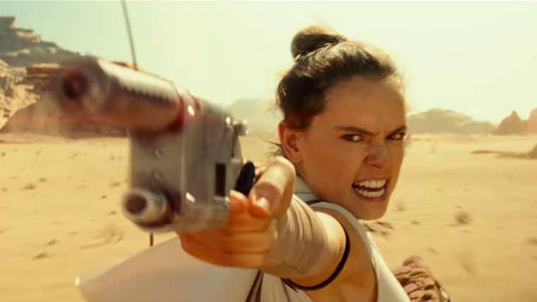 Star Wars: A Ascensão Skywalker | Rey entra em ação em clipe e teaser inéditos