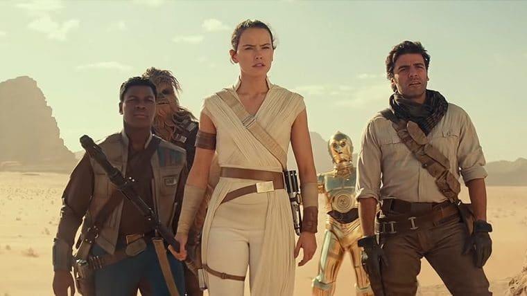 J.J. Abrams revela duração de Star Wars: A Ascensão Skywalker