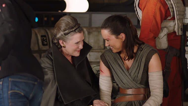 Star Wars: A Ascensão Skywalker relembra a história da franquia em novo vídeo