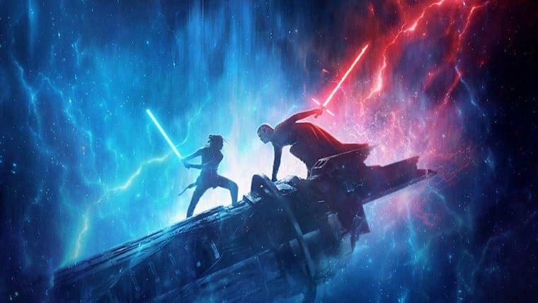 Star Wars: A Ascensão Skywalker ganha cenas inéditas em trailer internacional