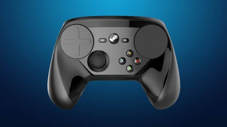 Steam Controller será descontinuado, confirma Valve