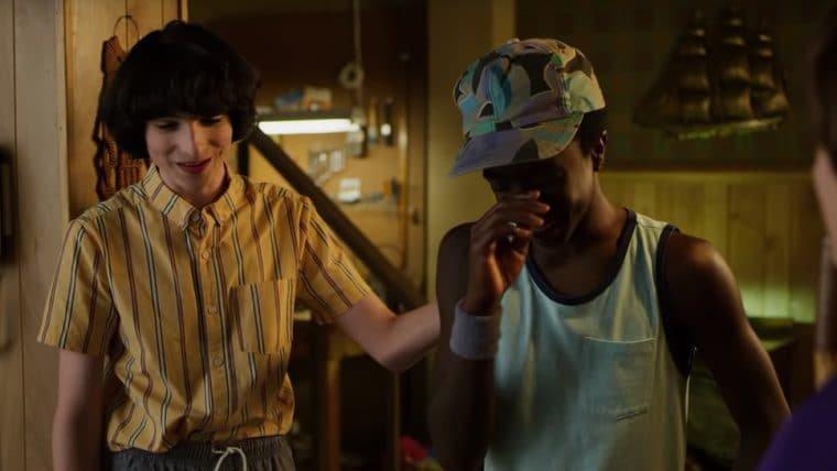 Stranger Things | Elenco se diverte com erros de gravações da 3ª temporada; assista
