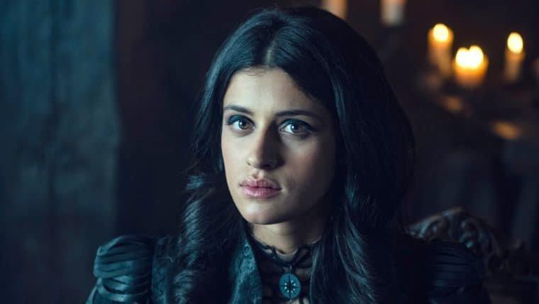 Netflix divulga novas imagens de Yennefer na série The Witcher