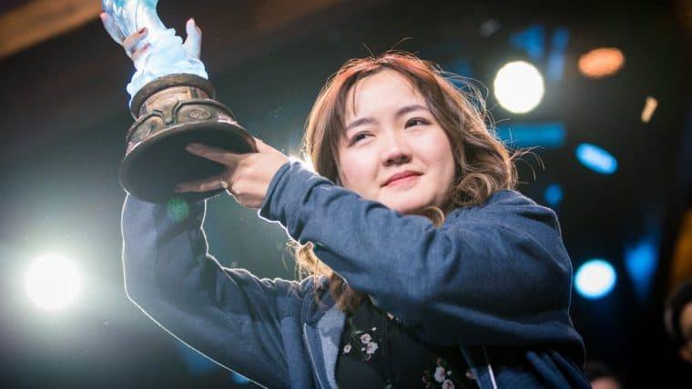 VKLiooon é a primeira mulher a se tornar campeã do Mundial de Hearthstone