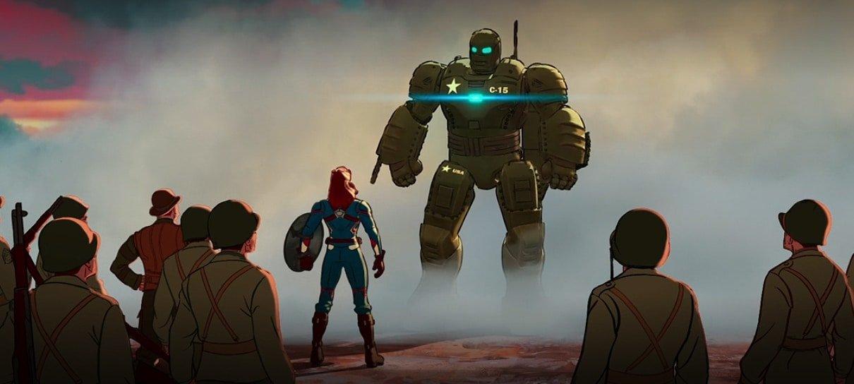 Confira trechos e imagens de What If, nova animação da Marvel para o Disney+
