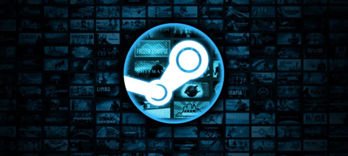 Valve remove cerca de mil jogos do Steam