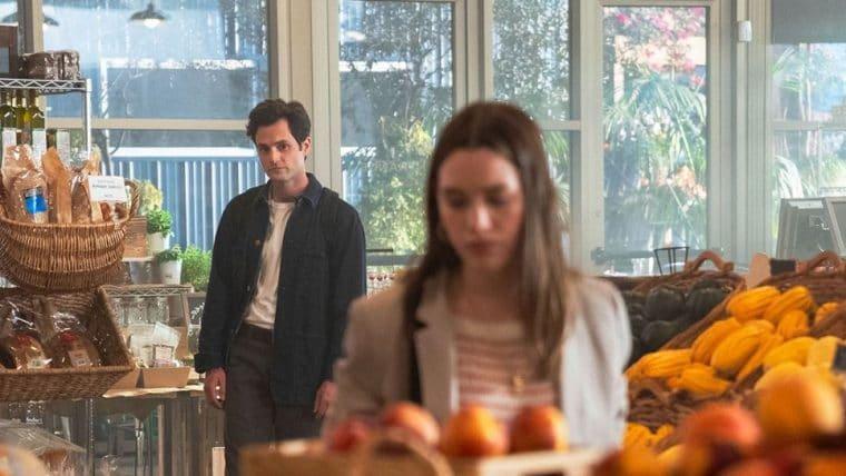 Você | Foto da segunda temporada mostra novo alvo de Joe