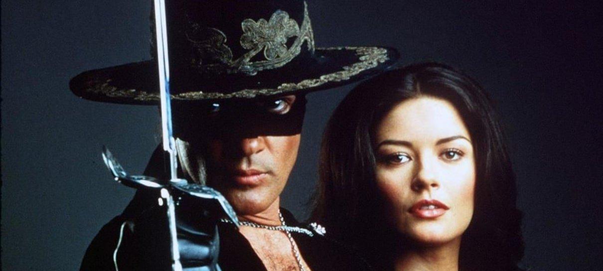 Zorro ganhará nova série protagonizada por uma personagem feminina
