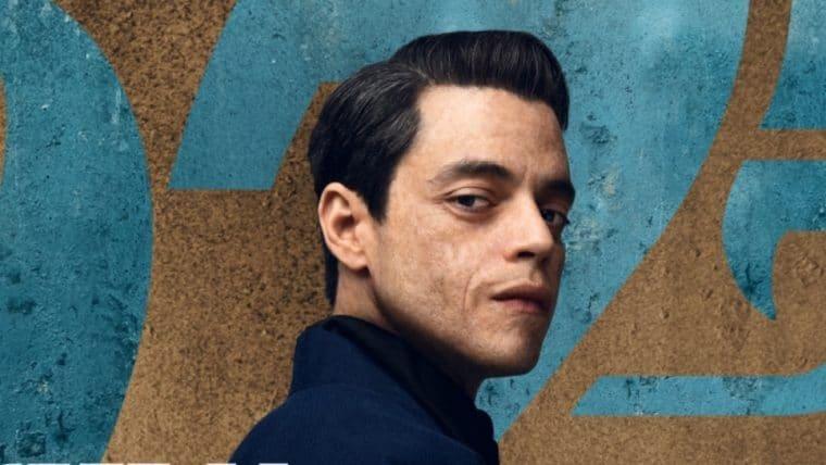 007 - Sem Tempo Para Morrer | Vilão vivido por Rami Malek aparece em nova foto