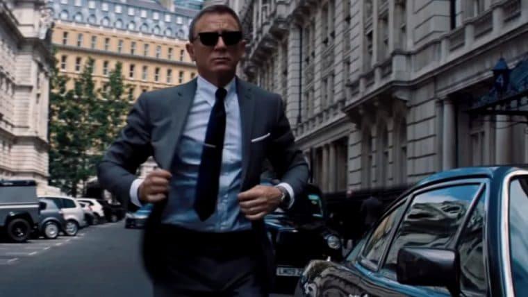 007 – Sem Tempo Para Morrer ganha primeiro teaser e anuncia data de trailer