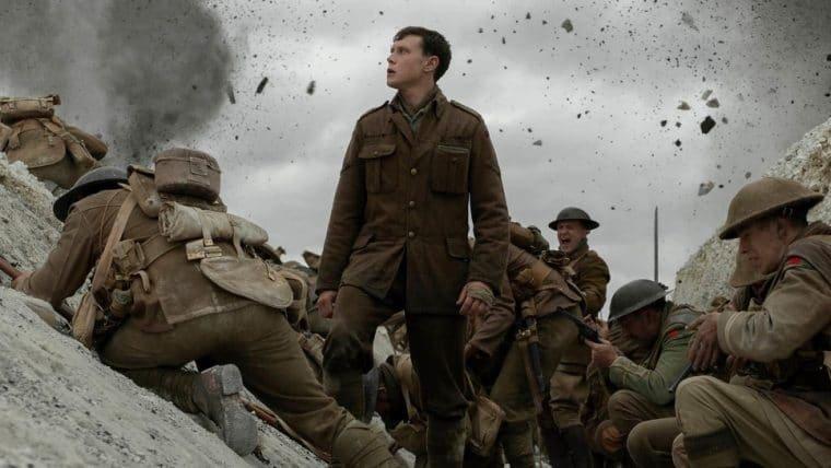 Confira o novo trailer de 1917, filme de Sam Mendes sobre a Primeira Guerra Mundial