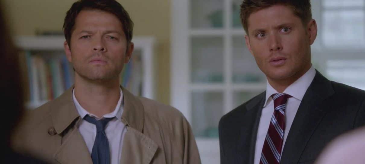 Supernatural | Jensen Ackles relembra o começo da amizade com Misha Collins