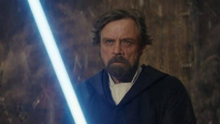 Star Wars: A Ascensão Skywalker | Mark Hamill viveu um personagem diferente no filme