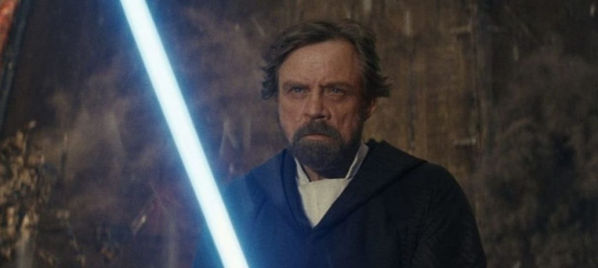 Star Wars: A Ascensão Skywalker | Mark Hamill viveu um personagem diferente no filme