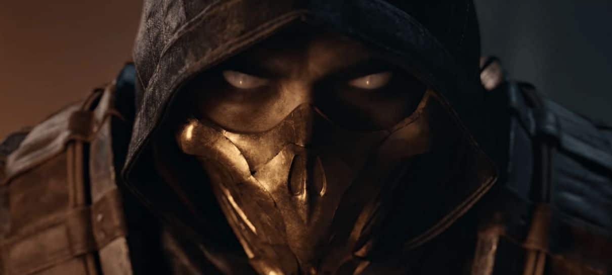 Mortal Kombat | Equipe celebra o fim das filmagens do live-action