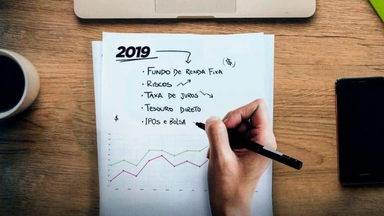 Analisando investimentos de 2019