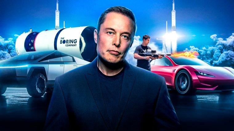 Quem é Elon Musk?