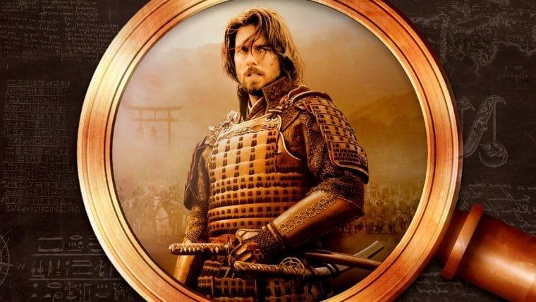 História no filme O Último Samurai