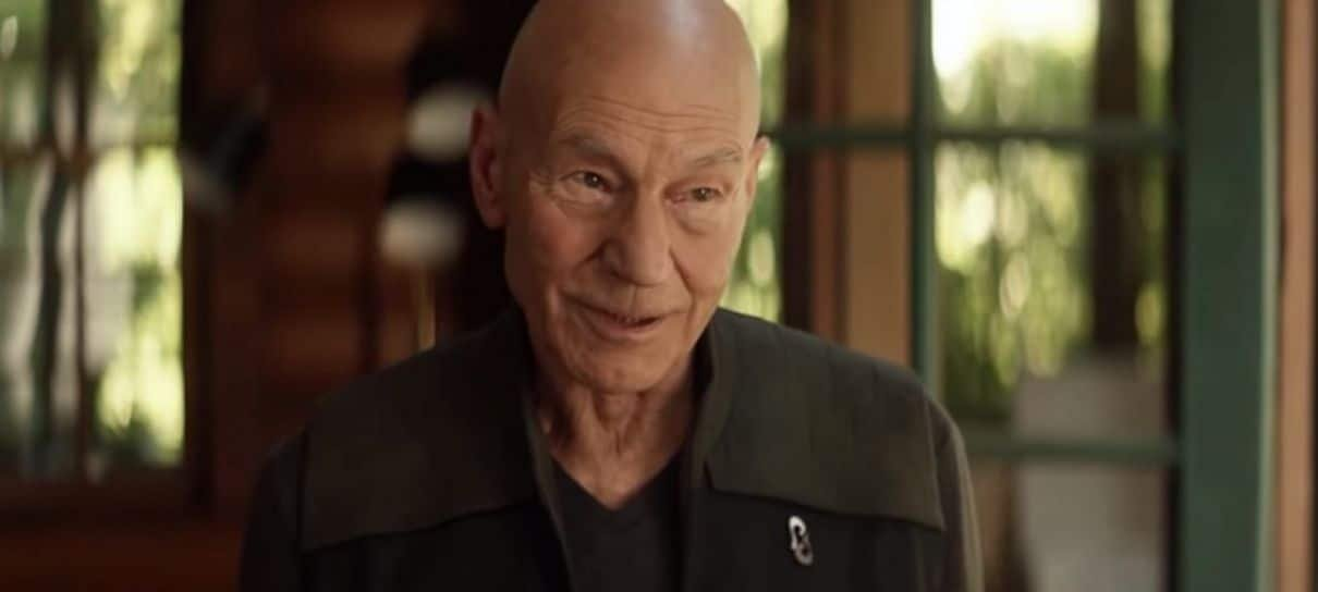 Star Trek: Picard é renovada para segunda temporada antes de estrear