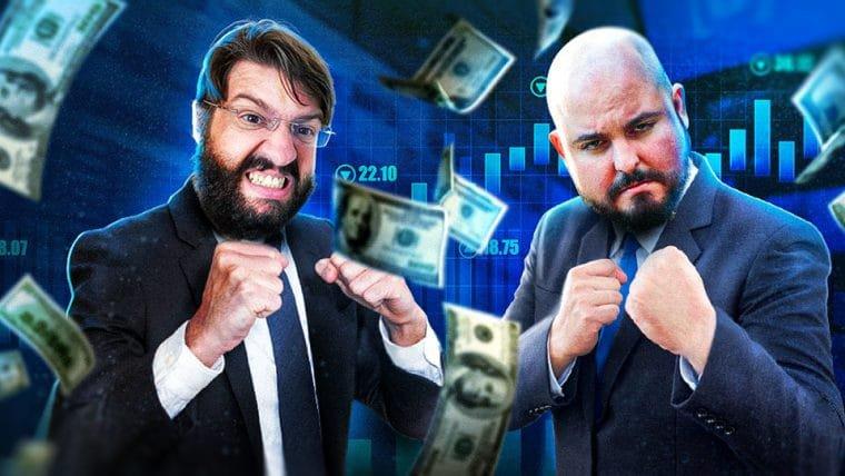 GRANDE FINAL: Quem é o melhor trader?