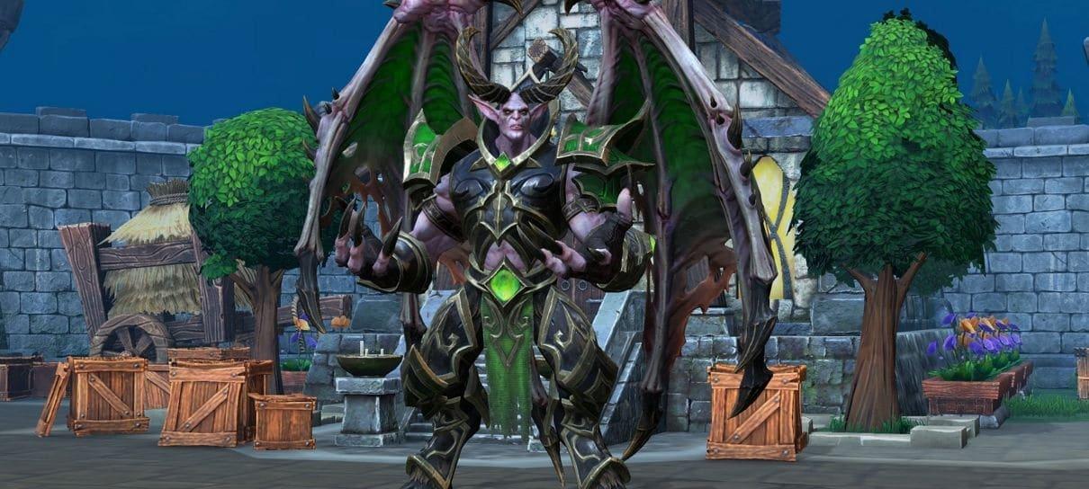 Warcraft III: Reforged ganha data de lançamento