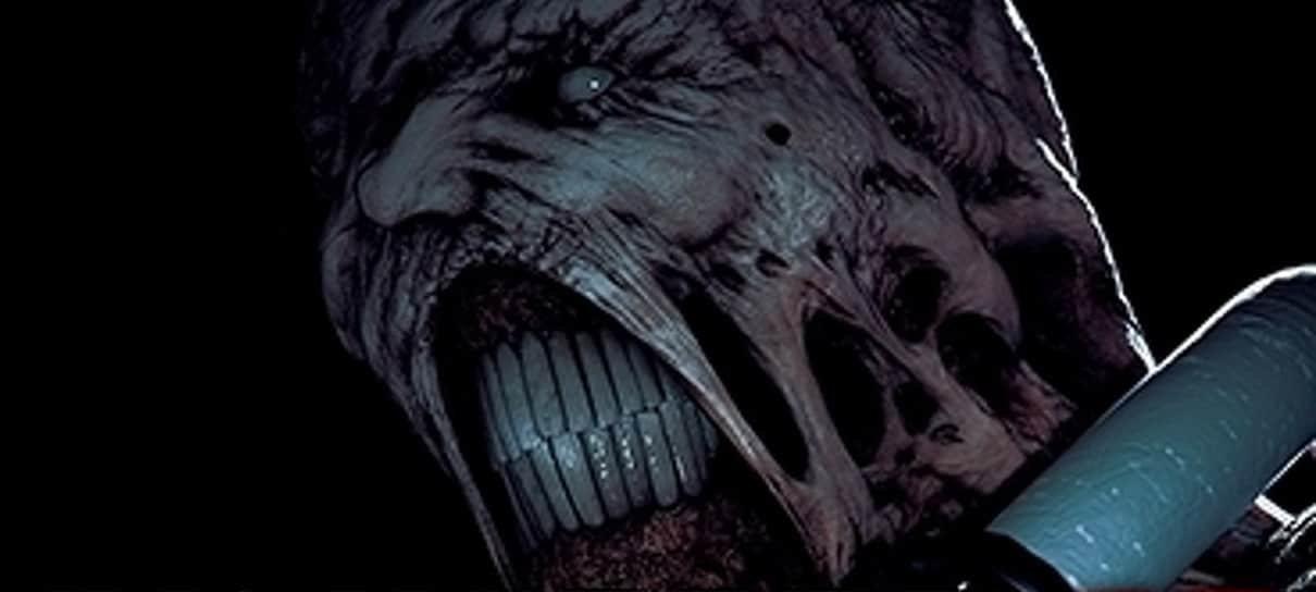Agora é possível ouvir o Nemesis gritar