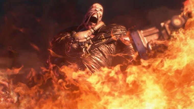 Remake de Resident Evil 3 é oficializado com trailer alucinante