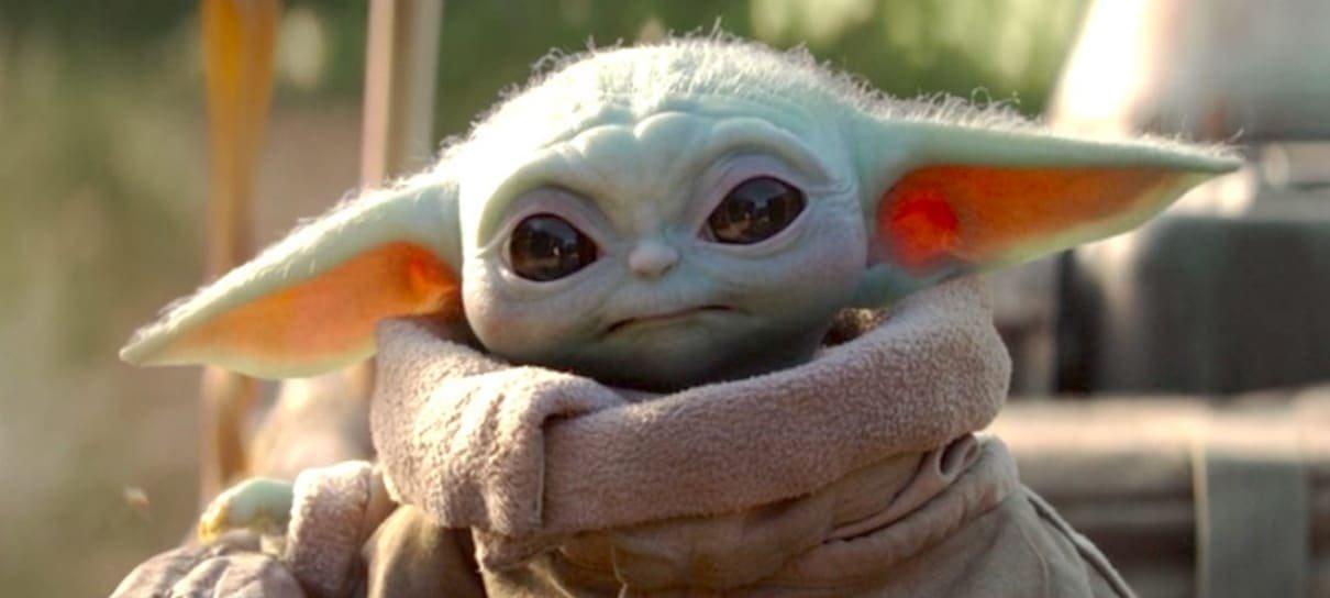Baby Yoda ganhou um Funko e não dá para aguentar tanta fofura