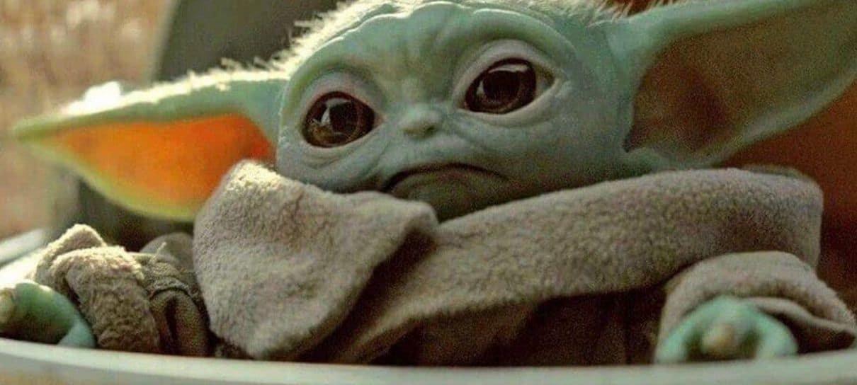 Departamento de Transportes usa Baby Yoda para conscientizar sobre segurança