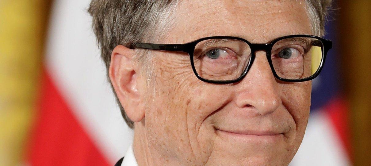 Bill Gates participa de amigo secreto e envia 36 kg de presentes