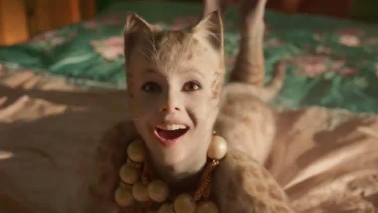 Produtores de Cats defendem o filme das críticas negativas