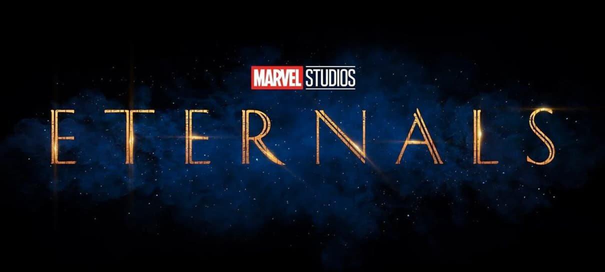 Os Eternos | Cena inédita focada em Thena e Ikaris é revelada