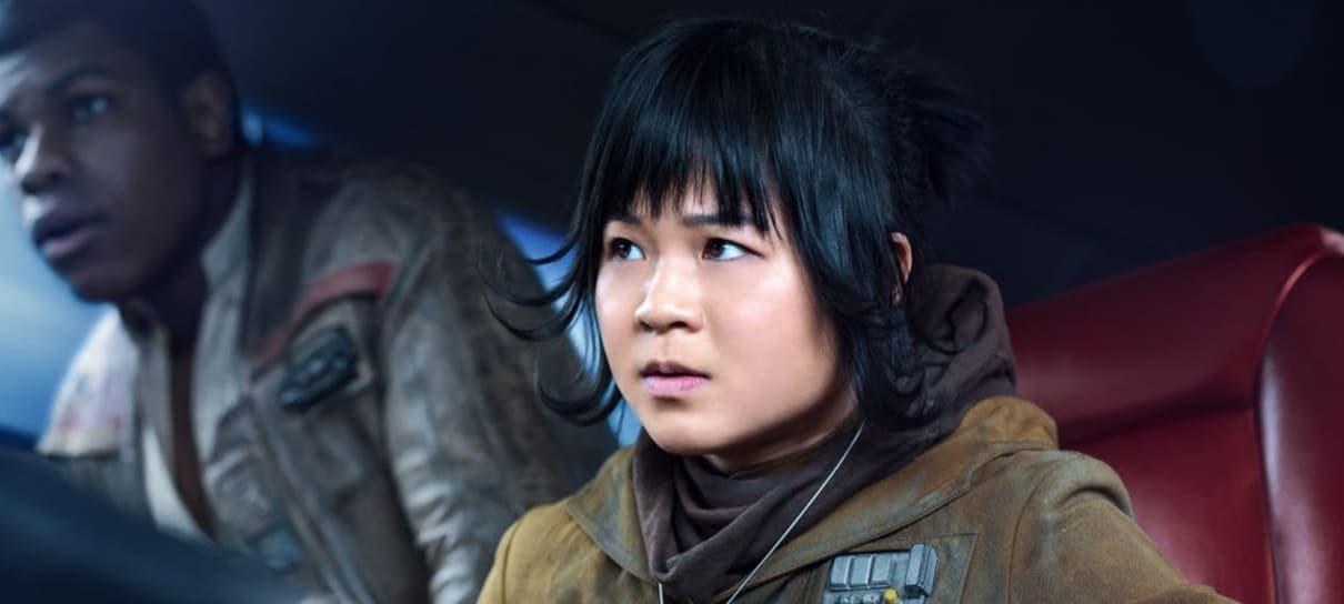 Diretor de Podres de Ricos quer fazer série de Rose, de Star Wars, para o Disney+