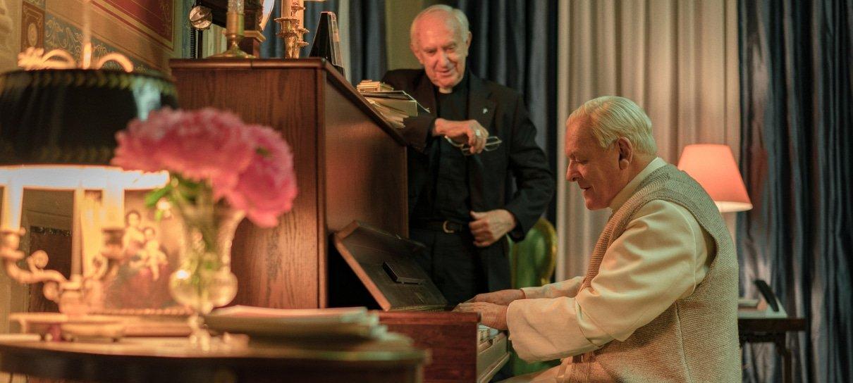 Dois Papas | Crítica