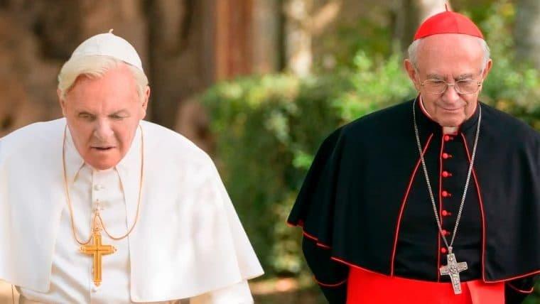 Dois Papas | Fernando Meirelles fala sobre a criação da Capela Sistina e filmes de heróis