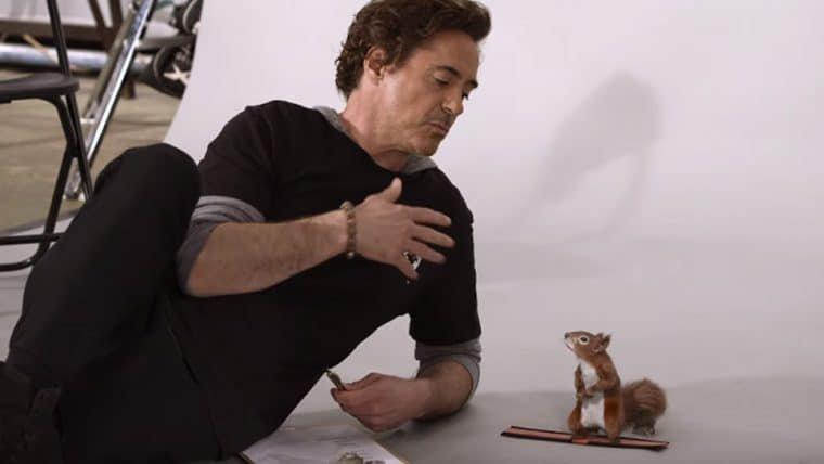 Dolittle | Vídeo mostra Robert Downey Jr. fazendo teste de elenco; estreia foi adiada