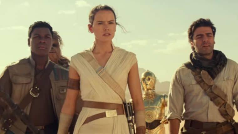 Elenco de Star Wars: Ascensão Skywalker reage ao final do filme