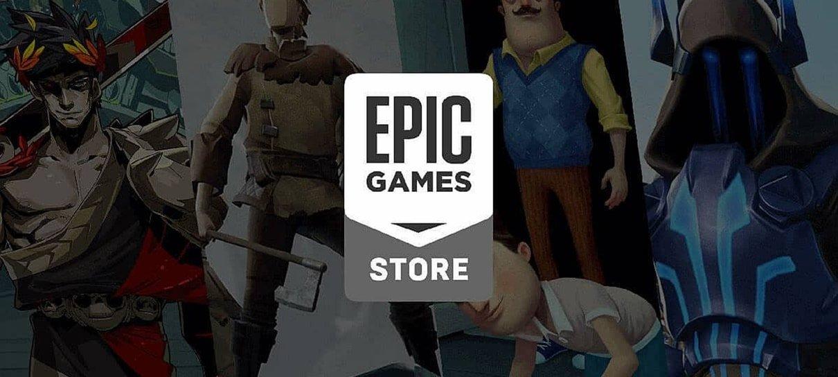 Epic Games Store dará um jogo de graça por dia a partir da próxima quinta (19)