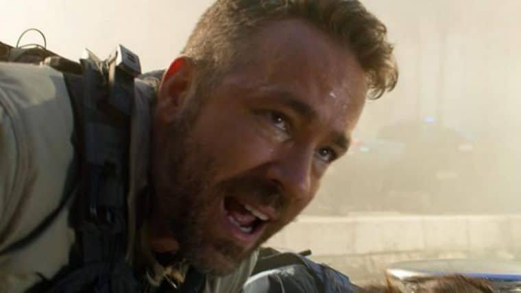 Esquadrão 6 | Ryan Reynolds comanda uma operação ousada em trailer da Netflix