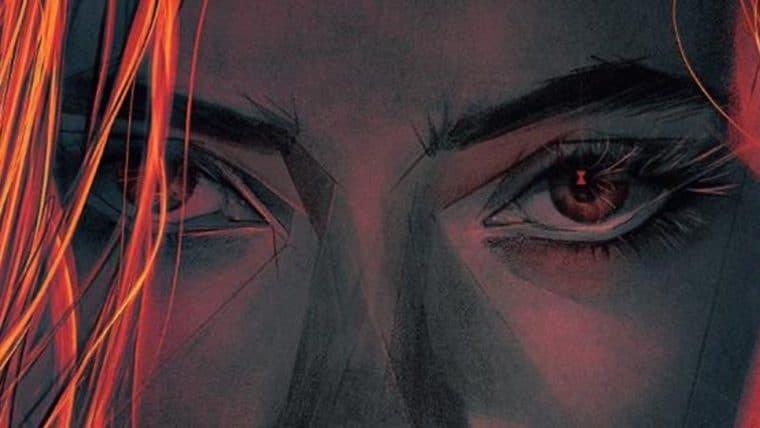 Filme da Viúva Negra ganha pôster inspirado no visual de quadrinhos