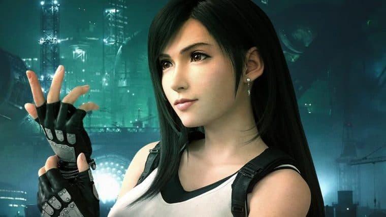 Remake de Final Fantasy VII é exclusivo temporário